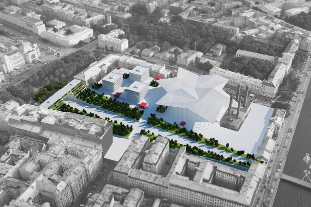 10 проектов квартала около Витебского вокзала . Изображение № 30.