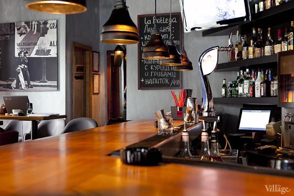 Новое место: Винный бар La Bottega. Изображение № 5.