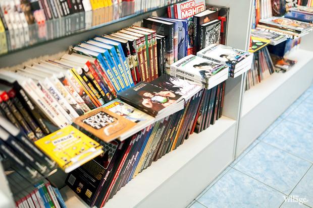Раскадровка: 6 магазинов илавок с комиксами вПетербурге. Изображение № 65.
