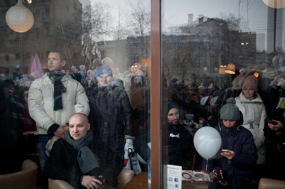 Камера наблюдения: Москва глазами Дмитрия Костюкова. Изображение №7.