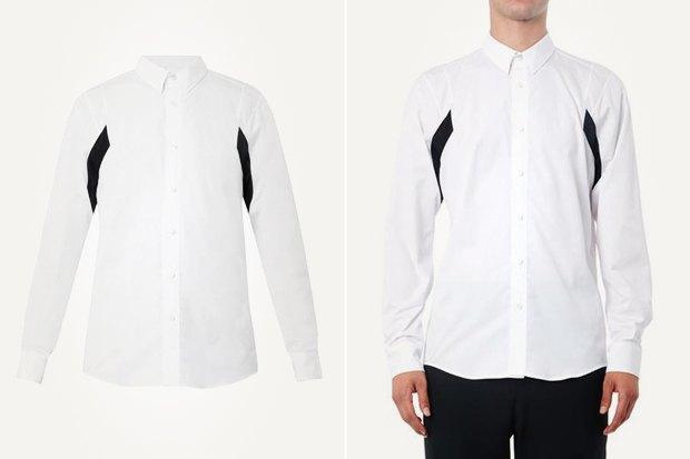 Где купить мужскую рубашку: 9вариантов отодной до 11тысяч рублей. Изображение № 8.