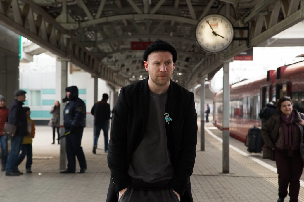Иван Дорн — о Белорусском вокзале и любимых городах. Изображение № 2.