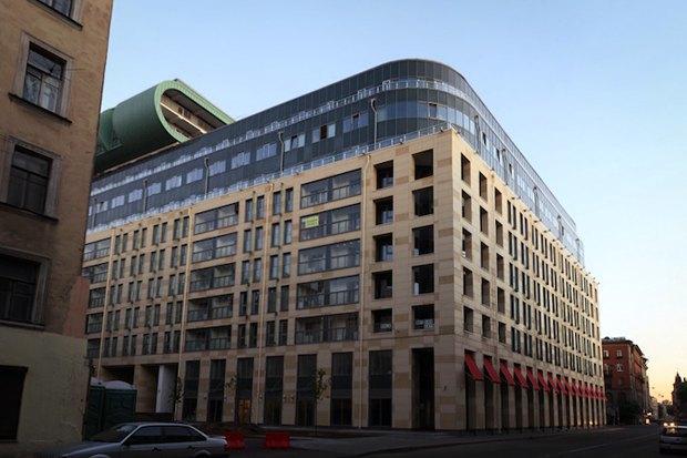Строиться по одному: 12удачных примеров современной петербургской архитектуры. Изображение № 44.