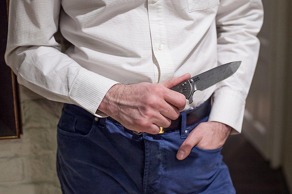 Ножи Саркиса Григоряна. Изображение № 5.