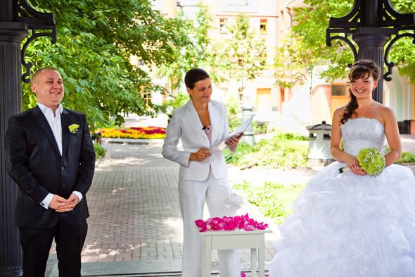 Сезонное предложение: 4 современные свадьбы. Изображение № 11.