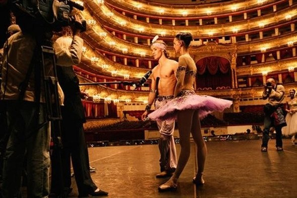 В Москве проходит выставка «Десять дней до». Изображение № 7.