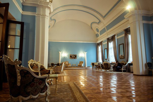 В здании Опекунского совета на Казанской открылось пространство Freedom. Изображение № 1.
