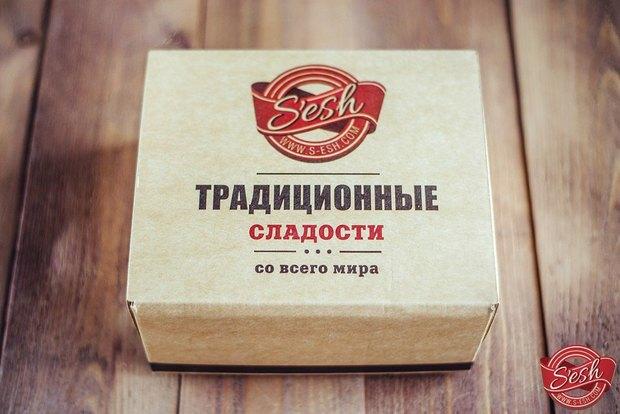 В Петербурге заработала доставка сладостей из разных стран мира. Изображение № 2.