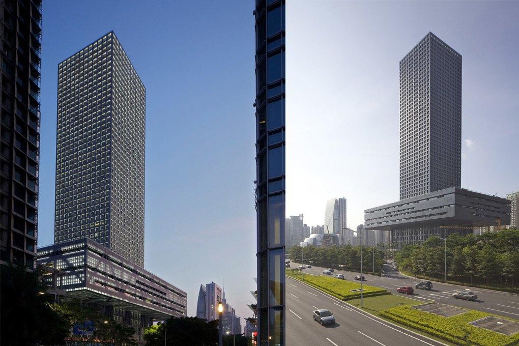 Hopes Tech: 15 самых эффектных небоскрёбов мира. Изображение № 15.