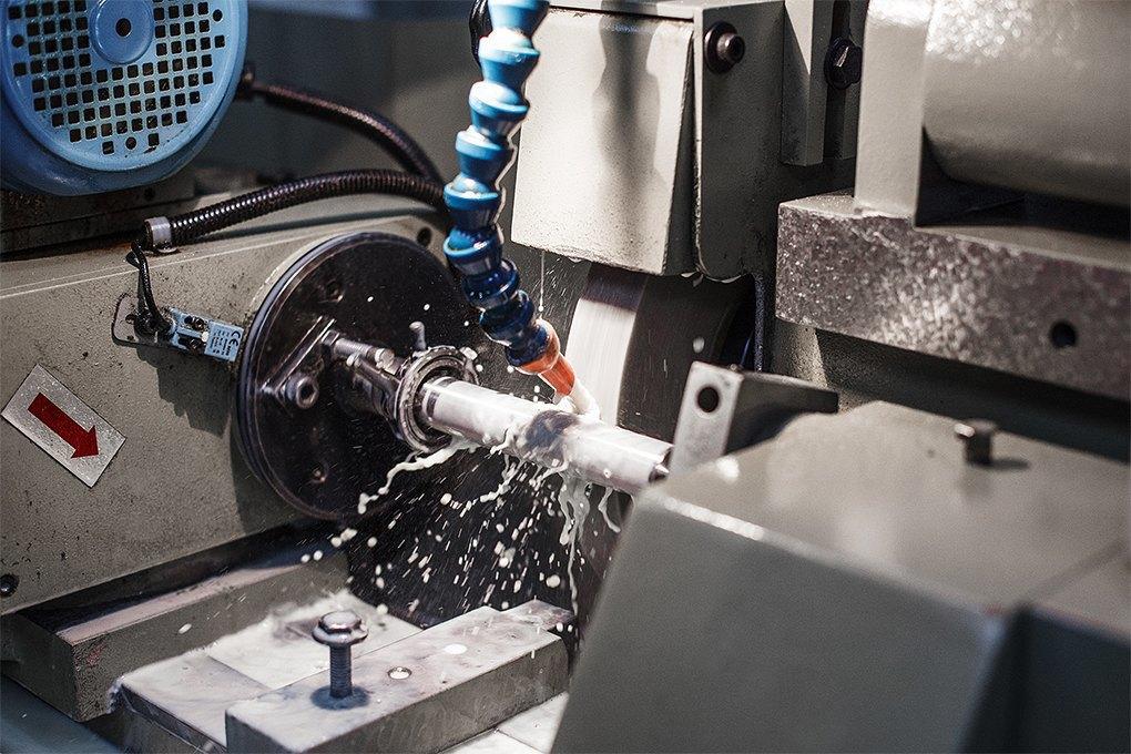 Производственный процесс: Как делают винтовки. Изображение № 7.