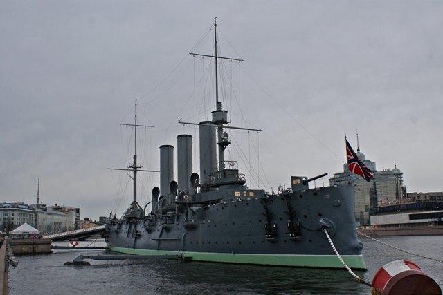Отремонтированный крейсер «Аврора» откроют для посещения вавгусте. Изображение № 1.