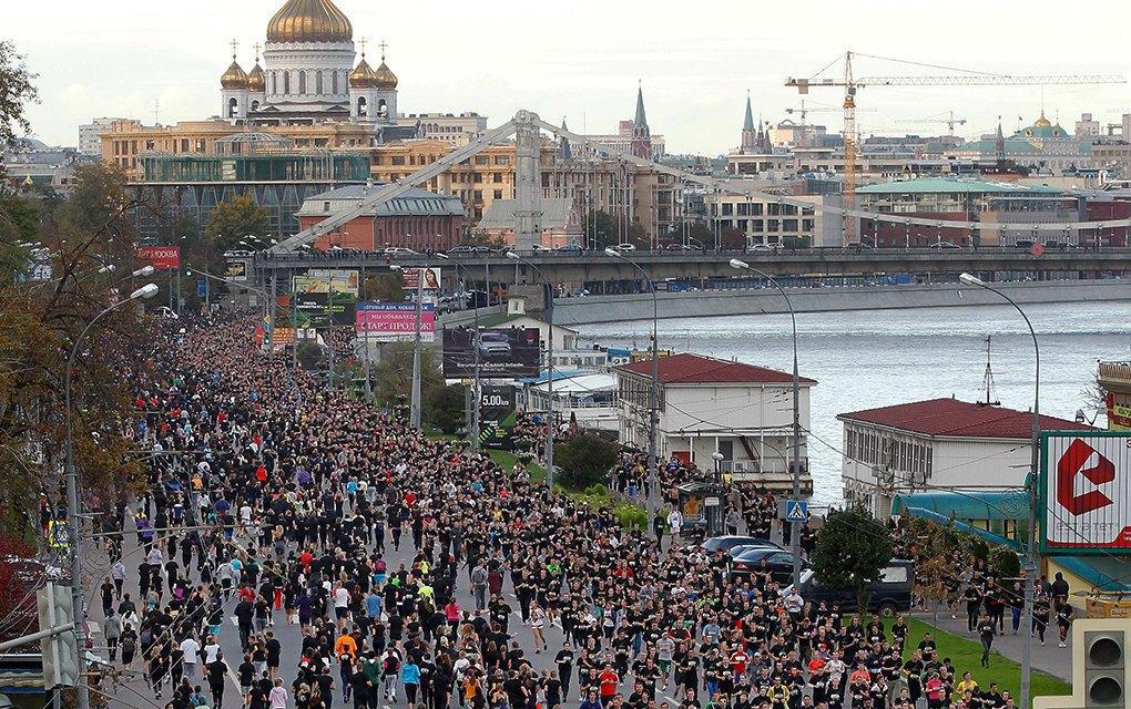 We Run Moscow 2012. Изображение № 22.