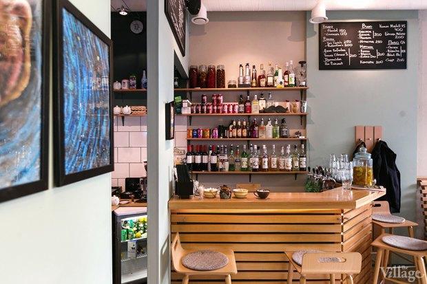 Новое место: Кафе-бар «Бюро». Изображение № 9.