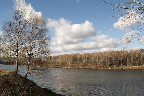 Изображение 4. На северо-востоке Москвы появятся пляж и зона отдыха.. Изображение № 1.