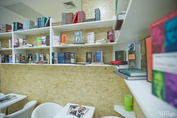 Новое место (Киев): Smart cafe BiblioTech. Зображення № 31.
