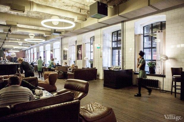 Новое место: Кафе, бар и магазин WT4. Изображение № 4.