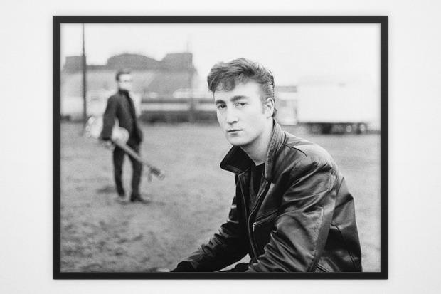 В «М17» открывается выставка фотографий The Beatles . Изображение № 4.