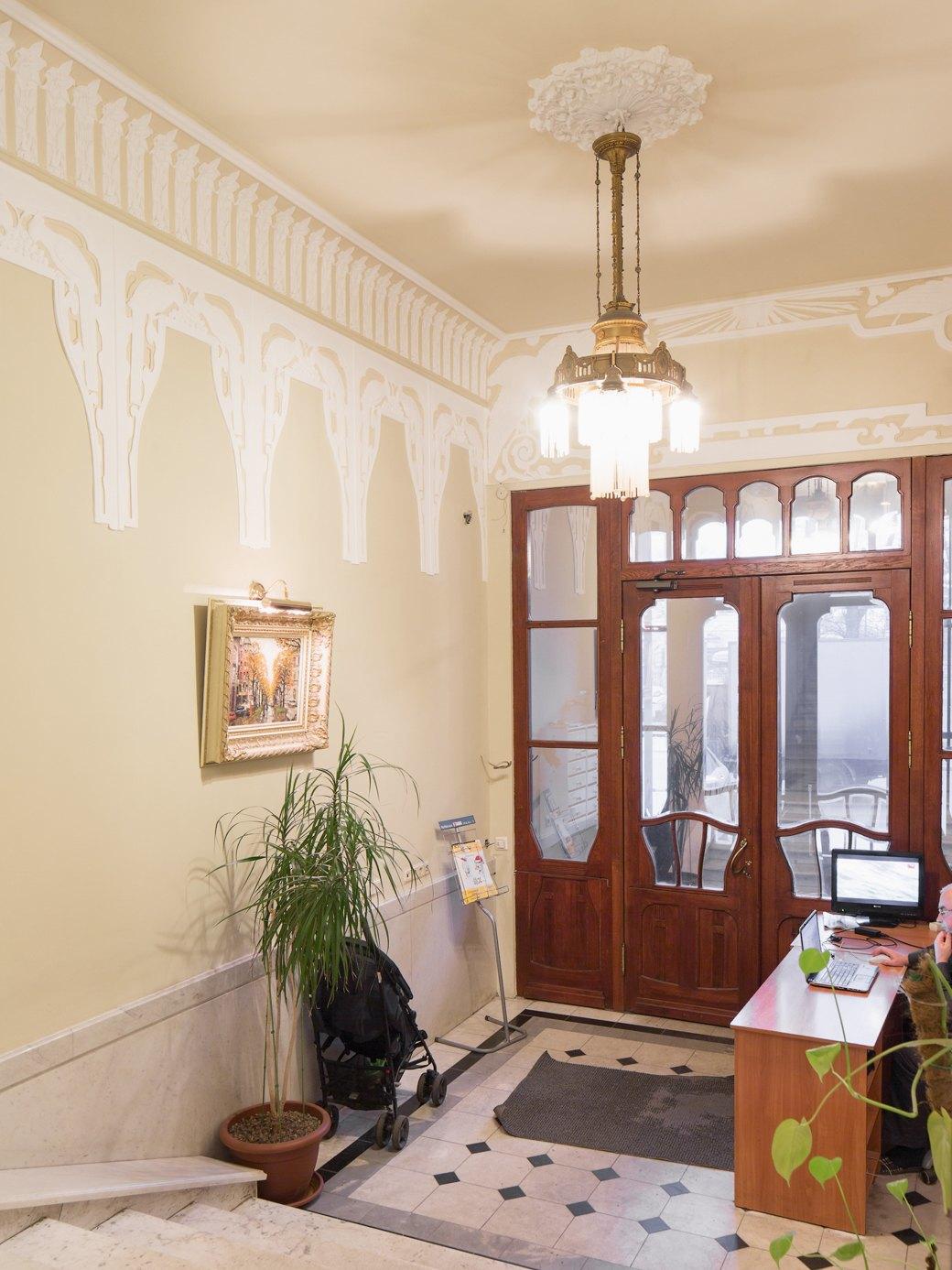 Я живу в доходном доме Лидваль (Петербург). Изображение № 12.