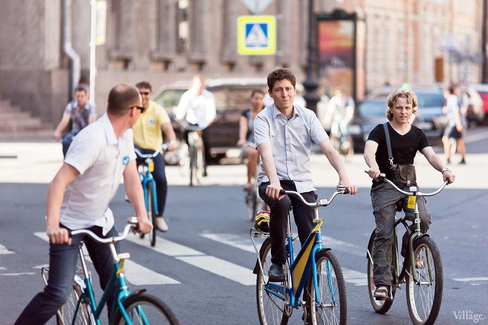Где наши мигалки: Как петербургские депутаты пересели на велосипеды. Изображение № 14.