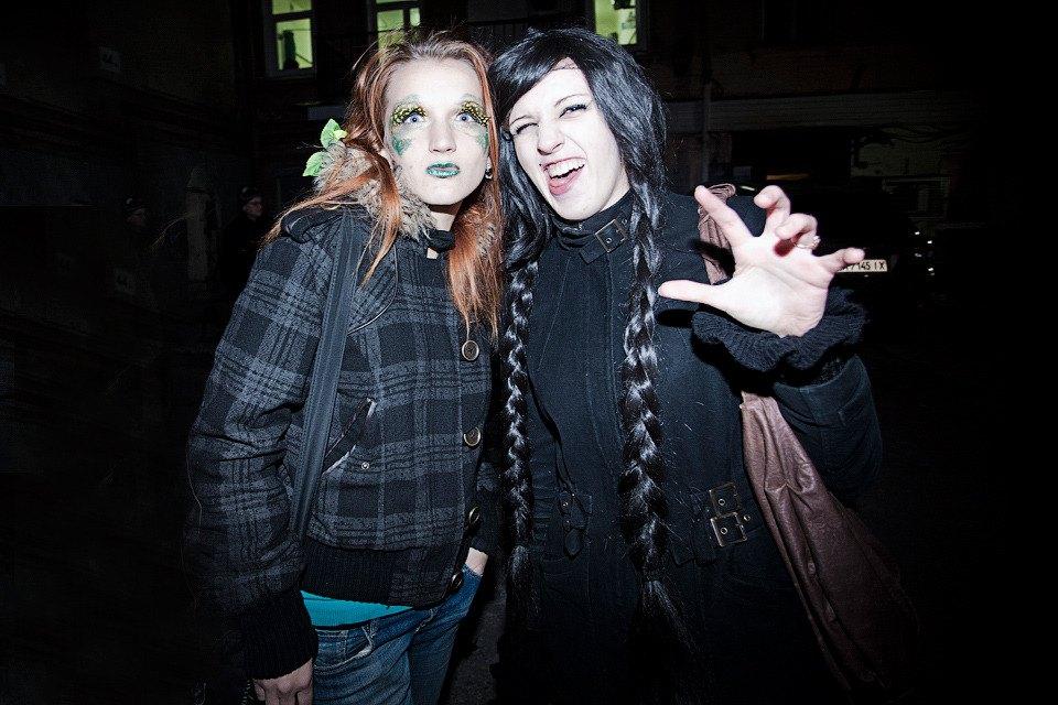 Люди в городе: Хеллоуин вКиеве. Зображення № 8.