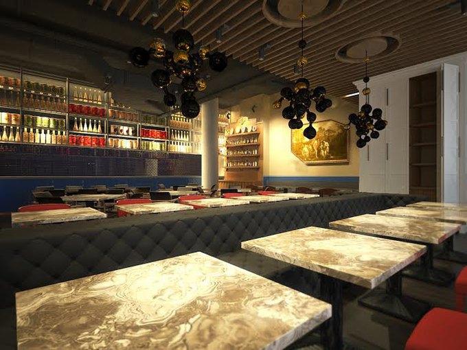 На Лесной улице открылся итальянский ресторан Trattoria Siciliana. Изображение № 1.