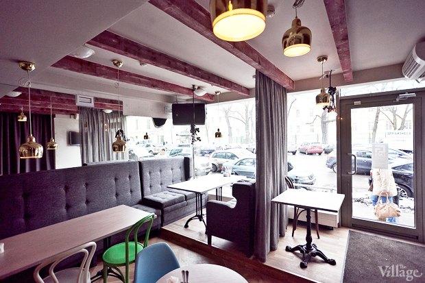 Новое место (Петербург): Geometria Café. Изображение № 3.