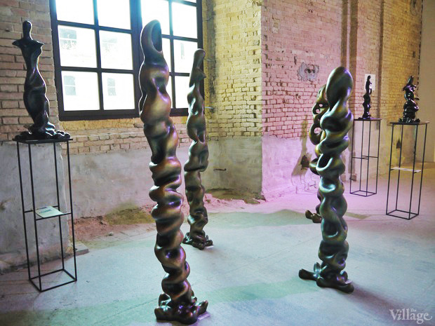 Гид по Большому скульптурному салону — 2012  . Зображення № 21.
