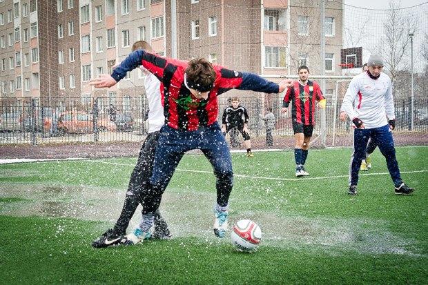 На районе: Как собрать любительскую футбольную лигу на правом берегу. Изображение № 15.