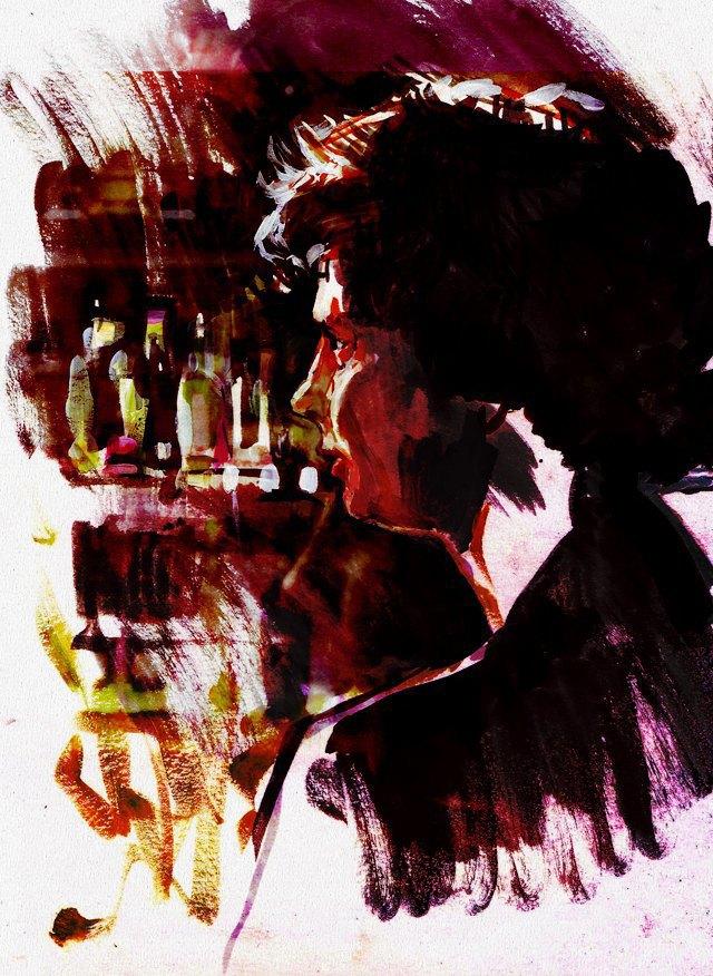 Клуб рисовальщиков: Бар «Куклы пистолеты». Изображение № 7.