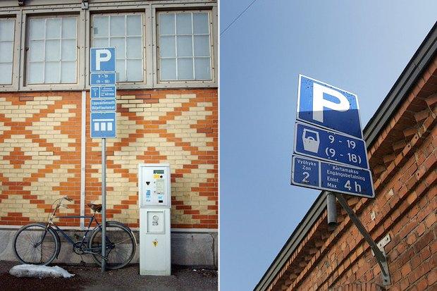 Как у них: Жители 5 столиц оплатных парковках. Изображение № 2.