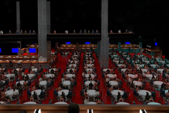 В Москве откроется новая концертная площадка на 8 тысяч зрителей. Изображение № 5.