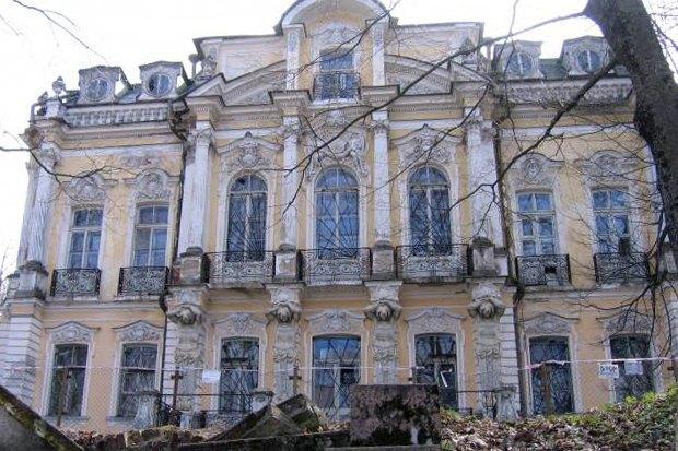 В Петергофе появится ещё один дворцово-парковый ансамбль. Изображение № 4.