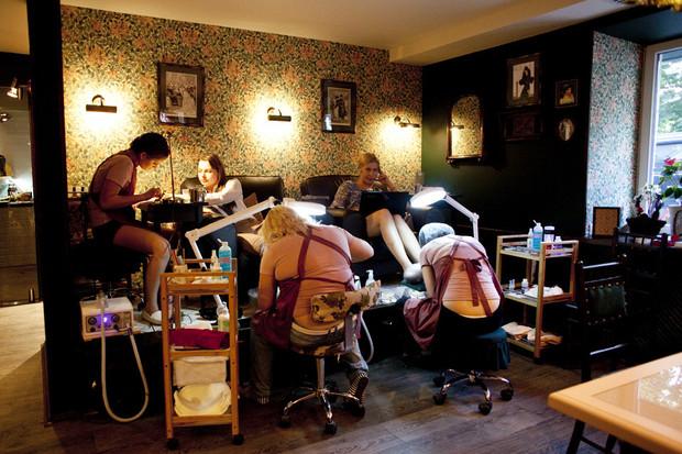 Новое место: Mr. Right Barbershop. Изображение № 22.
