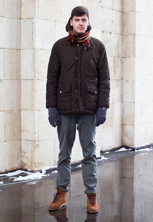 Внешний вид: Андрей Савельев, специалист порекламе. Изображение № 1.