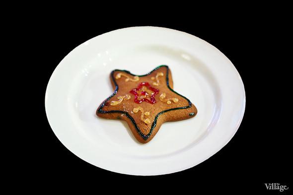 Сезонное меню: 13 новогодних и рождественских десертов в ресторанах Петербурга. Изображение № 5.