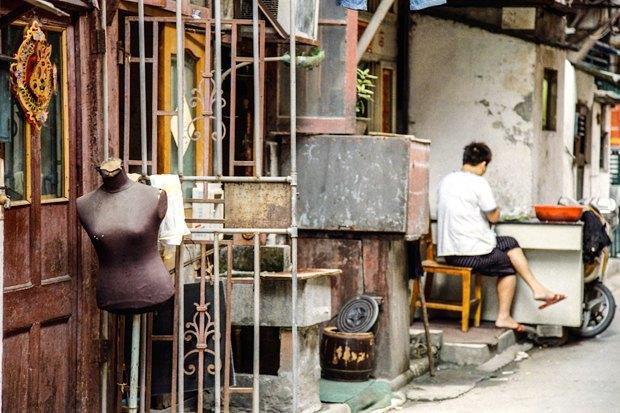 Часть целого: Старый город вШанхае. Изображение № 10.