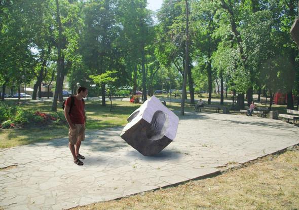 В Киеве появятся новые скульптуры Kiev Fashion Park. Зображення № 7.