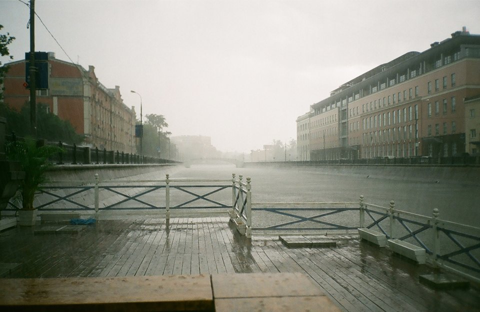 Камера наблюдения: Москва глазами Егора Белкина. Изображение № 13.