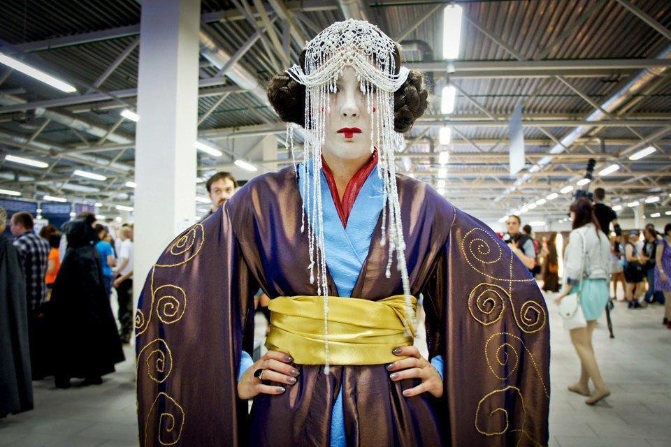Фоторепортаж: Поклонники фантастики на фестивале «Старкон» в Петербурге. Изображение № 26.