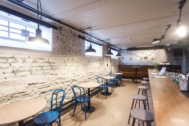 Новое место (Петербург): Кафе-бар «Чайки». Изображение № 3.