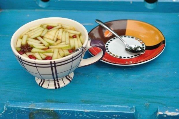В городских кафе стартовала благотворительная продажа блюд из яблок. Изображение № 1.