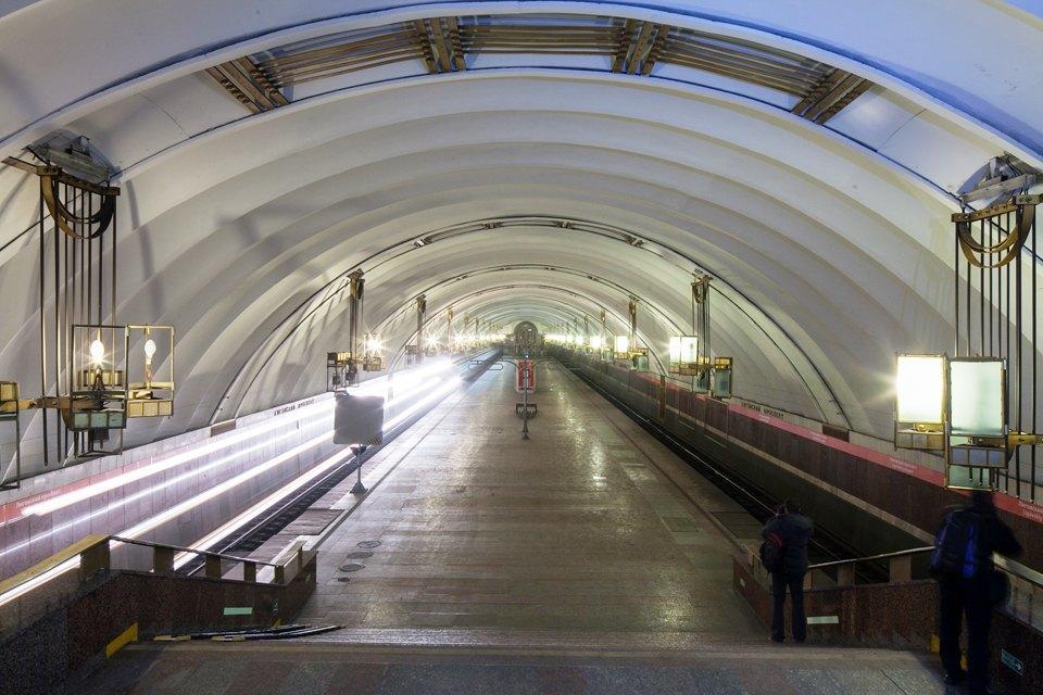 Как изменилась станция «Лиговский проспект» загод ремонта. Изображение № 7.