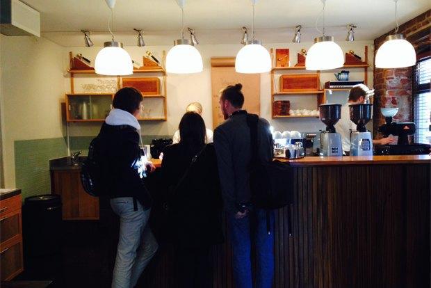 Где пить кофе вОсло. Изображение № 11.