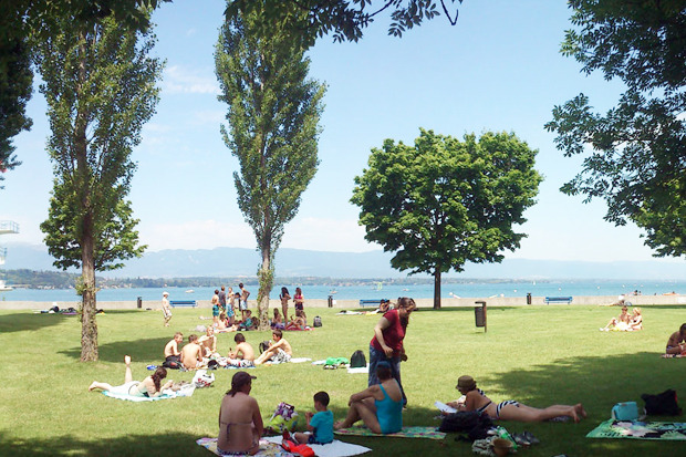 Иностранный опыт: 6 городских пляжей. Изображение № 43.