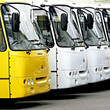 В Киеве запустили сто новых автобусов и троллейбусов. Изображение № 1.