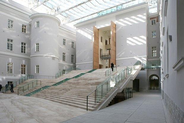 Строиться по одному: 12удачных примеров современной петербургской архитектуры. Изображение № 1.