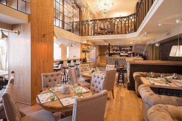 Винный ресторан TheSafe, вегетарианское кафе Rootz, обновлённое меню «Рубинштейна». Изображение № 1.