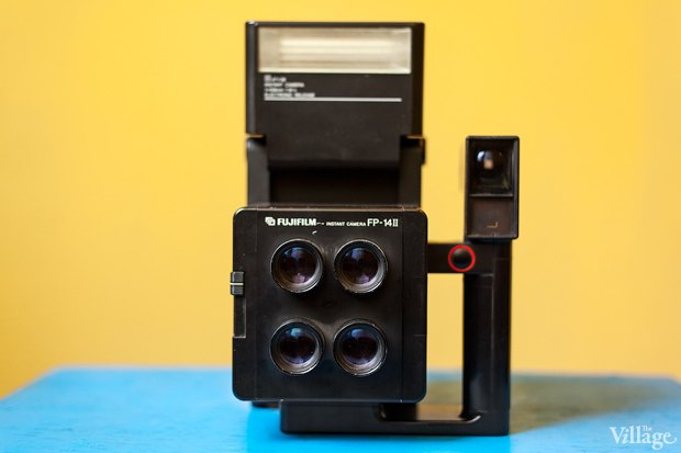 На полках: Магазин винтажных фотокамер Fotovramke. Зображення № 10.