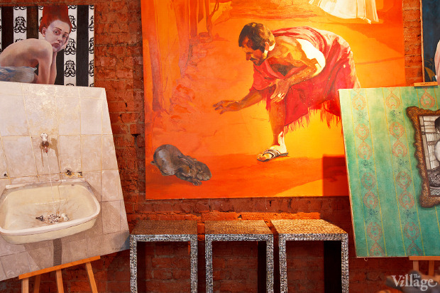 Новое место: Галерея-салон L&S Gallery. Изображение № 7.