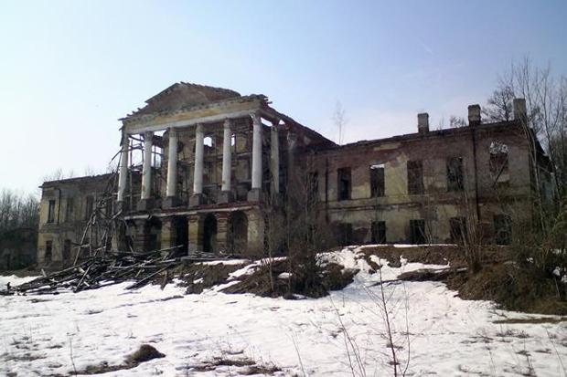 Ропшинский дворец. Изображение № 5.